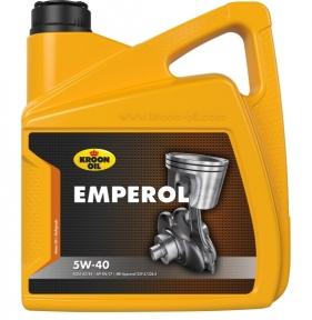 Масло KROON OIL --- Emperol 5W40 33217 (4л), каністр