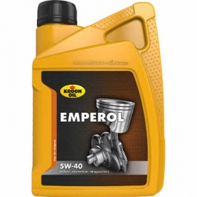 Масло KROON OIL --- Emperol 5W40 02219 (1л), каністр